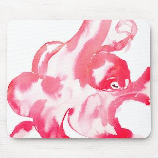 Mousepad Polvo cor-de-rosa