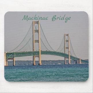 Mousepad Ponte de Mackinac majestosa de Michigan
