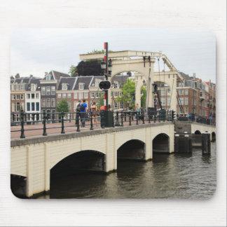 Mousepad Ponte magro, Amsterdão, Holland