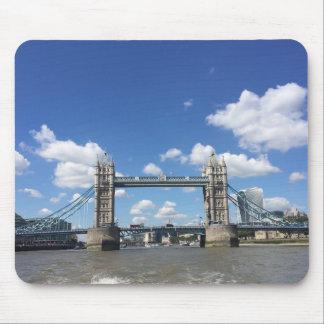 Mousepad Ponte Thames River Londres Reino Unido Reino Unido