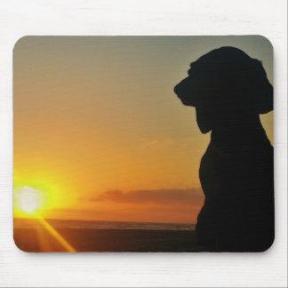Mousepad Por do sol