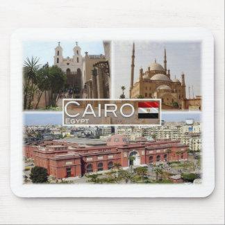 Mousepad POR EXEMPLO Egipto - Cairo - museu egípcio -