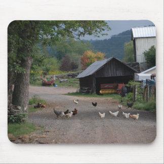 Mousepad Por que as galinhas cruzam a estrada?