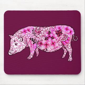 Mousepad Porco 3