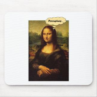 Mousepad Porcos- de Mona Lisa