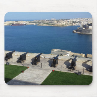 Mousepad Porto grande em Malta
