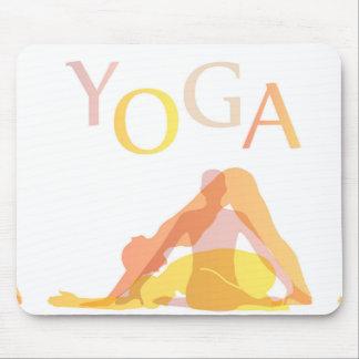 Mousepad Poses da ioga