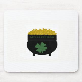 Mousepad Pote de ouro