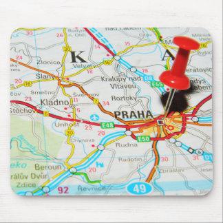 Mousepad Praga, Praha na república checa