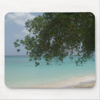Mousepad Praia Customisable de Barbados