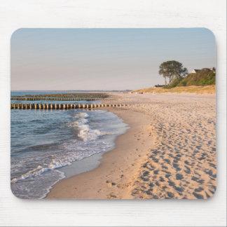 Mousepad Praia de Ahrenshoop