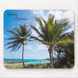 Mousepad Praia tropical