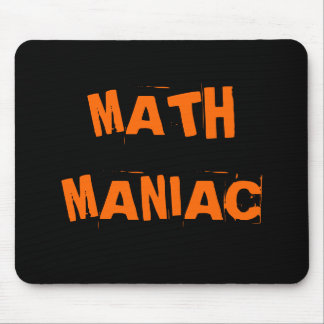 Mousepad Presente do professor de matemática - apelido