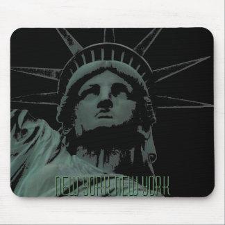 Mousepad Presentes da estátua da liberdade de New York