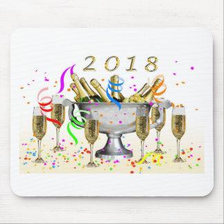 Mousepad Presentes do ano novo
