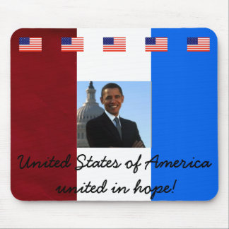 Mousepad Presidente Barack Obama