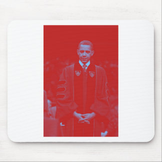 Mousepad Presidente Barack Obama na universidade 2. de
