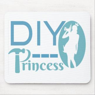 Mousepad Princesa de DIY