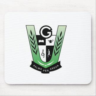 Mousepad Produtos da crista da reunião dos alunos de GGMSS