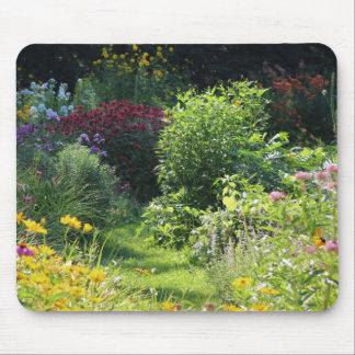 Mousepad Profundamente nos jardins de setembro!
