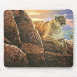 """Mousepad Puma """"observador"""" -"""