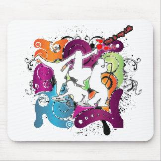 Mousepad Quatro elementos 101