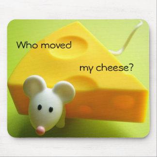 Mousepad Quem moveu meu queijo