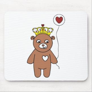 Mousepad rainha do urso de ursinho