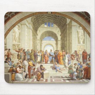Mousepad Raphael - A escola de Atenas 1511