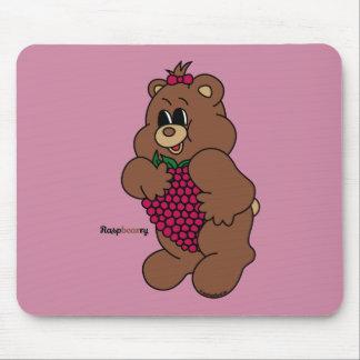 Mousepad Raspbearry - Zaubaerland