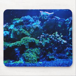 Mousepad Recife de corais tropical