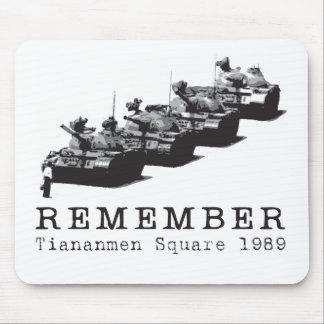 Mousepad Recorde a Praça de Tiananmen