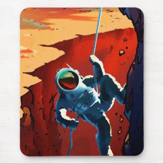 """Mousepad Recrutamento querido """"exploradores"""" de Marte do"""