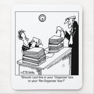 Mousepad Reorganize a caixa