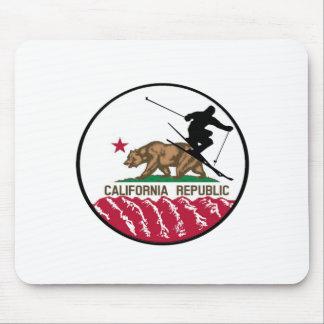 Mousepad República do esqui