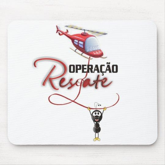 mousepad resgate