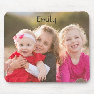 Mousepad Retrato bonito da família
