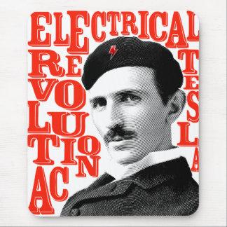 Mousepad Revolução de Nikola Tesla