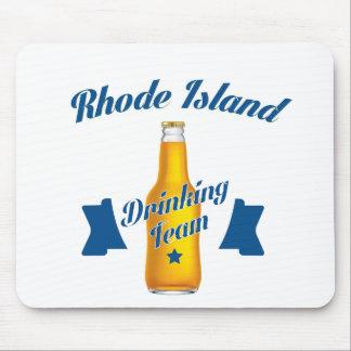 Mousepad Rhode - equipe do bebendo da ilha