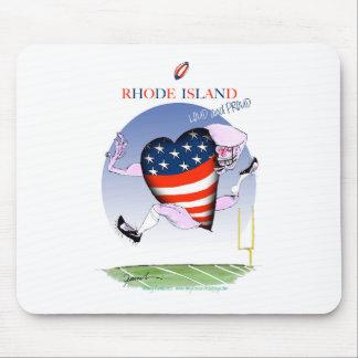 Mousepad rhode - fernandes tony altos e orgulhosos da ilha,