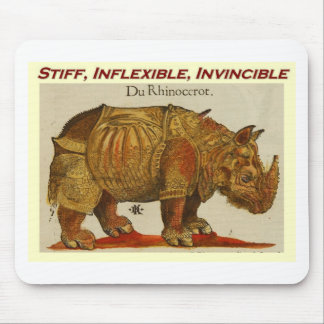 Mousepad Rinoceronte duro, inflexível, invencível brown.jpg
