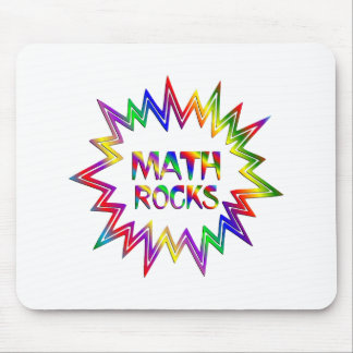 Mousepad Rochas da matemática