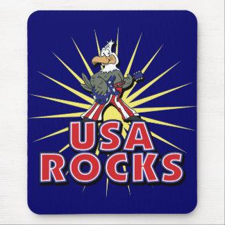 Mousepad Rochas Eagle dos EUA