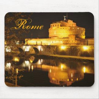 Mousepad Roma, Italia na noite
