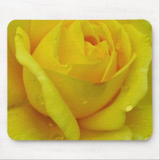Mousepad Rosa amarelo