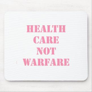 Mousepad Rosa da guerra dos cuidados médicos não