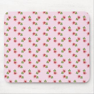 Mousepad Rosa floral