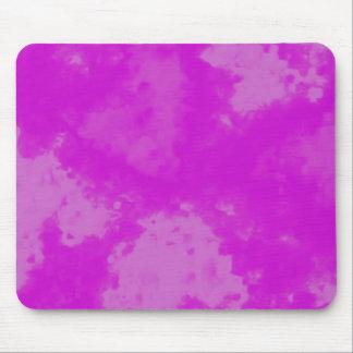 Mousepad Rosa líquido abstrato do inclinação de Aquarell