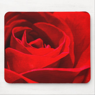 Mousepad Rosa vermelha