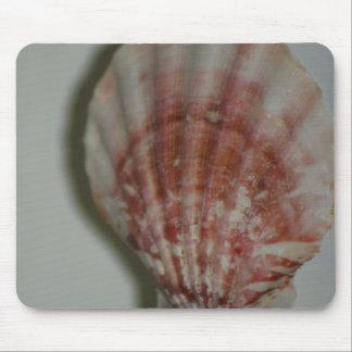 Mousepad rosado do Seashell